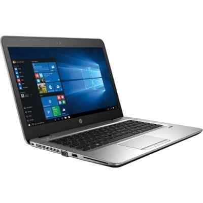 Ноутбук HP Elitebook 840 G4 (Z2V62EA) (Z2V62EA)Ноутбуки HP<br>HP Elitebook 840 G4 UMA i7-7500U 840 / 14 FHD AG SVA / 8GB 1D DDR4 / 512GB Turbo G2 TLC / W10p64 / 3yw / kbd DP Backlit / Intel 8265 AC 2x2 nvP +BT 4.2 / FPR / No NFC<br>