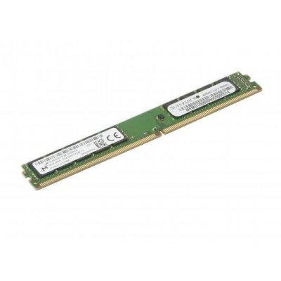 Модуль оперативной памяти сервера SuperMicro MEM-DR416L-CV02-EU24 (MEM-DR416L-CV02-EU24)Модули оперативной памяти серверов SuperMicro<br>Память DDR4 SuperMicro MEM-DR416L-CV02-EU24 16Gb DIMM ECC U VLP PC4-19200 CL17 2400MHz<br>