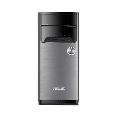 Настольный ПК ASUS M32CD-RU054T MT (90PD01J2-M18320) (90PD01J2-M18320)Настольные ПК ASUS<br>ПК Asus M32CD-RU054T MT i7 6700/8Gb/1Tb 7.2k/SSHD8Gb/GTX950 2Gb/DVDRW/Windows 10 64/клавиатура/мышь/черный<br>