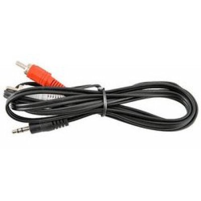 Кабель аудио 3,5 мм Telecom TAV7183-5M (TAV7183-5M) кабель 3 5 мм jack 2xrca audioquest everg01 5mr
