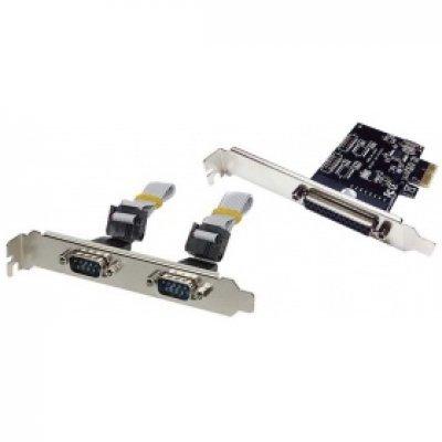 Контроллер COM Orient XWT-PE2S1PV2 (29954) контроллер pci e 2 com купить минск