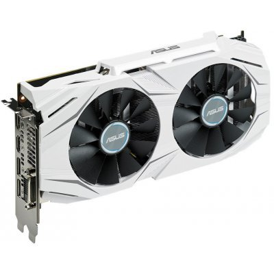 Видеокарта ПК ASUS DUAL-RX480-O8G (DUAL-RX480-O8G)Видеокарты ПК ASUS<br>Видеокарта Asus PCI-E DUAL-RX480-O8G AMD Radeon RX 480 8192Mb 256bit GDDR5 1305/8000 DVIx1/HDMIx2/DPx2/HDCP Ret<br>