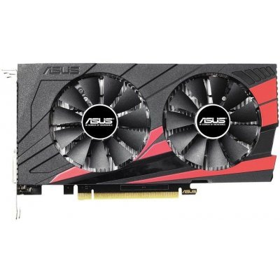 Видеокарта ПК ASUS EX-GTX1050-O2G (EX-GTX1050-O2G) видеокарта 2048mb asus geforce gtx1050 pci e 128bit gddr5 dvi hdmi dp hdcp strix gtx1050 o2g gaming retail