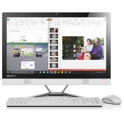 Моноблок Lenovo IdeaCentre 300-23ISU (F0BY00KERK) (F0BY00KERK)Моноблоки Lenovo<br>IdeaCentre AIO300-23ISU  23&amp;amp;#039;&amp;amp;#039; FHD(1920x1080)/Intel Core i3-6006U 2.00GHz Dual/4GB/500GB/GMA HD/DVD-RW/WiFi/BT4.0/KB+MOUSE(USB)/DOS/1Y/WHITE<br>