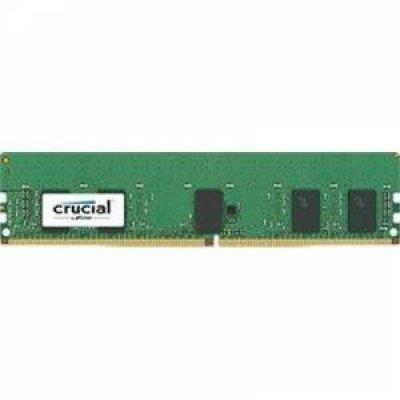 Модуль оперативной памяти ПК Crucial CT8G4RFS824A (CT8G4RFS824A)Модули оперативной памяти ПК Crucial<br>Модуль памяти 8GB PC19200 DDR4 REG CT8G4RFS824A CRUCIAL<br>