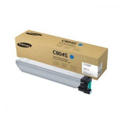 Тонер-картридж для лазерных аппаратов Samsung SL-X3280 15K Cyan (CLT-C804S/SEE)Тонер-картриджи для лазерных аппаратов Samsung<br>Тонер-картридж для лазерных аппаратов Samsung SL-X3280 15K Cyan<br>