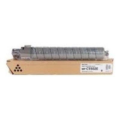 Тонер-картридж для лазерных аппаратов Ricoh Aficio MP C4502/C5502 черный, type MPC5502E (31K) (842020) тонер картридж для лазерных аппаратов ricoh aficio mp c2800 c3300 черный type mpc3300e 20k 842043