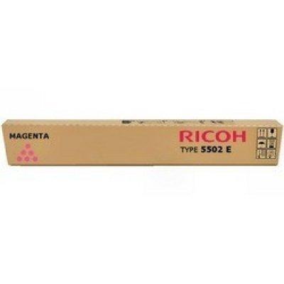 Тонер-картридж для лазерных аппаратов Ricoh Aficio MP C4502/C5502 малиновый, type MPC5502E (22.5K) (842022) тонер картридж для лазерных аппаратов ricoh aficio mp c2800 c3300 черный type mpc3300e 20k 842043