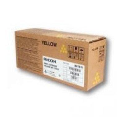 Тонер-картридж для лазерных аппаратов Ricoh Aficio MP C6501/C7501 желтый, type MPC7501E (21.6K) (842074)Тонер-картриджи для лазерных аппаратов Ricoh<br>Тонер Ricoh Aficio MP C6501/C7501 желтый, type MPC7501E (21.6K)<br>