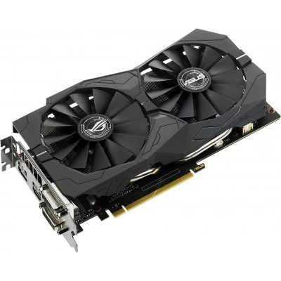 Видеокарта ПК ASUS STRIX-GTX1050-O2G-GAMING (STRIX-GTX1050-O2G-GAMING) видеокарта 2048mb asus geforce gtx1050 pci e 128bit gddr5 dvi hdmi dp hdcp strix gtx1050 o2g gaming retail