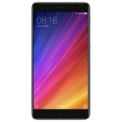 Смартфон Xiaomi Mi5S Plus 64Gb серый (Mi5sPlusGR64GB) мобильный телефон xiaomi mi5s plus 64 gb серебристый