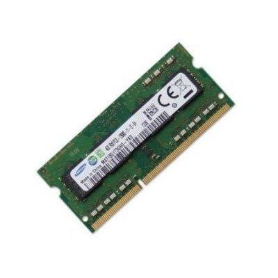 Модуль оперативной памяти ноутбука Samsung M471B5173QH0-YK0D0 (M471B5173QH0-YK0D0)Модули оперативной памяти ноутбука Samsung<br>Samsung DDR3 4GB UNB SODIMM 1600<br>