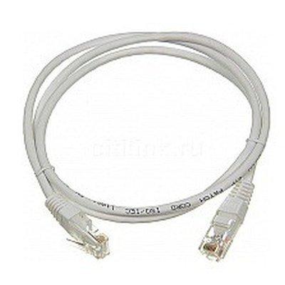 Кабель Patch Cord TWT TWT-45-45-3.0-WH (TWT-45-45-3.0-WH) кабель patch cord utp 5м категории 5е синий nm13001050bl