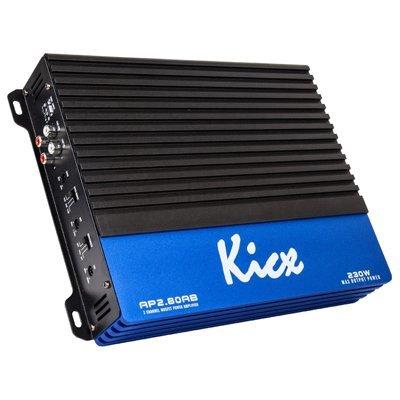 Усилитель автомобильный Kicx AP 2.80AB (AP 2.80AB) kicx icq 301bxa