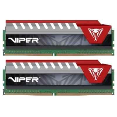 Модуль оперативной памяти ПК Patriot PVE416G280C6KRD (PVE416G280C6KRD)Модули оперативной памяти ПК Patriot<br>Память DDR4 2x8Gb 2800MHz Patriot PVE416G280C6KRD RTL PC4-22400 CL16 DIMM 288-pin 1.2В<br>