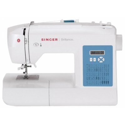 Швейная машина Singer Brilliance 6160 белый (6160) швейная машина vlk napoli 2400