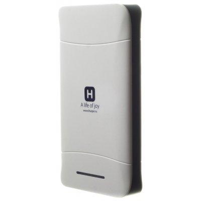Внешний аккумулятор для портативных устройств HARPER PB-20001 (H00000224)Внешние аккумуляторы для портативных устройств HARPER<br>Внешний аккумулятор HARPER PB-20001 20800мAч; Вход microUSB: 5В/1000мA; Выход USB1: 5В/1A; Выход USB<br>