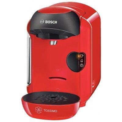 Кофемашина Bosch Tassimo TAS1253 красный (4251548)Кофемашины Bosch<br>капсульная кофемашина<br>для кофе в капсулах<br>подсветка рабочей зоны<br>корпус из пластика<br>