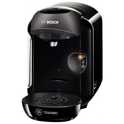 Кофемашина Bosch Tassimo TAS1252 черный (4251542)Кофемашины Bosch<br>капсульная кофемашина<br>для кофе в капсулах<br>подсветка рабочей зоны<br>корпус из пластика<br>