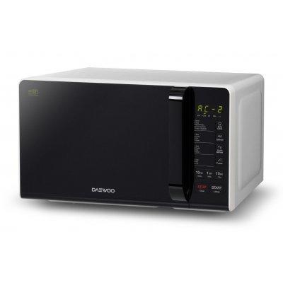Микроволновая печь Daewoo KOR-663K белый/черный (KOR-663K)  микроволновая печь daewoo kor 6l35