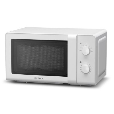 Микроволновая печь Daewoo KOR-6627W белый (KOR-6627W) микроволновая печь daewoo kor 5a07b черный