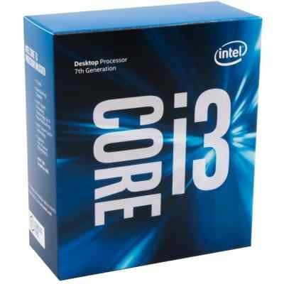 все цены на Процессор Intel Core i3 7320 Soc-1151 (BX80677I37320 S R358) (4.1GHz/Intel HD Graphics 630) Box (BX80677I37320 S R358) онлайн