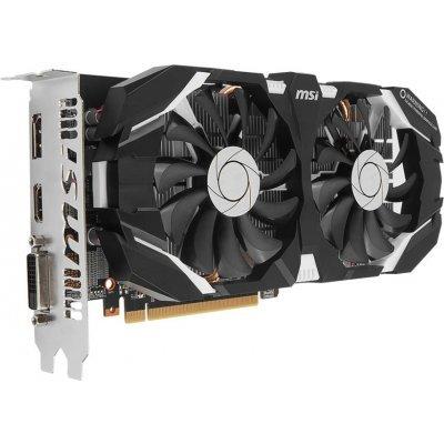 все цены на Видеокарта ПК MSI PCI-E GTX 1060 6GT OCV1 nVidia GeForce GTX 1060 6144Mb 192bit GDDR5 1544/8008 DVIx1/HDMIx1/DPx1/HDCP Ret (GTX 1060 6GT OCV1) онлайн