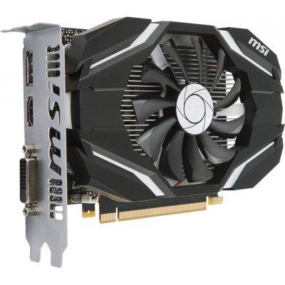 Видеокарта ПК MSI PCI-E GTX 1050 2G OC nVidia GeForce GTX 1050 2048Mb 128bit GDDR5 1404/7008 DVIx1/HDMIx1/DPx1/HDCP Ret (GTX 1050 2G OC)Видеокарты ПК MSI<br>Видеокарта MSI PCI-E GTX 1050 2G OC nVidia GeForce GTX 1050 2048Mb 128bit GDDR5 1404/7008 DVIx1/HDMIx1/DPx1/HDCP Ret<br>