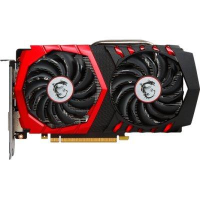 где купить  Видеокарта ПК MSI PCI-E GTX 1050 Ti GAMING X 4G nVidia GeForce GTX 1050TI 4096Mb 128bit GDDR5 1290/7108 DVIx1/HDMIx1/DPx1/HDCP Ret (GTX 1050 TI GAMING X 4G)  дешево