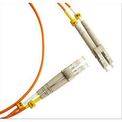 Кабель Patch Cord Lanmaster TWT TWT-2LC-2LC/M5-2.0 (TWT-2LC-2LC/M5-2.0) кабель pigtail lanmaster twt pig lc su 1 5 1x9 125 os1 os2 lc lc 1 5м lszh оранж