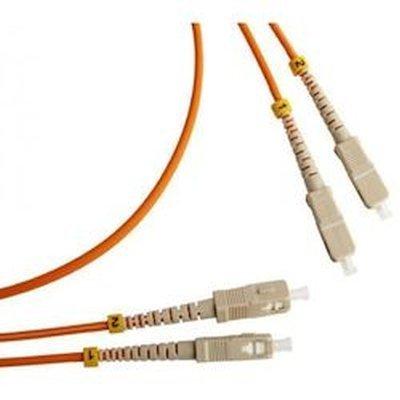 Кабель Patch Cord TWT -2SC-2SC/M5-2.0 (TWT-2SC-2SC/M5-2.0)Кабели Patch Cord TWT<br>Патч-корд оптический TWT, дуплексный, SC/PC-SC/PC, MM 50/125, 2.0 м<br>