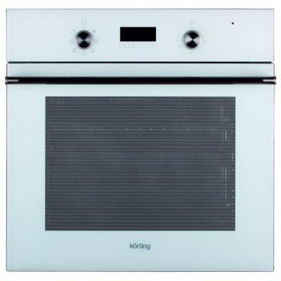 Электрический духовой шкаф Korting OKB 771 CFW (OKB 771 CFW)Электрические духовые шкафы Korting<br>электрическая независимая духовка<br>59.7 х 59.6 x 54.7 см<br>утапливаемые переключатели<br>класс энергопотребления: A<br>сенсорный дисплей<br>конвекция<br>гриль<br>