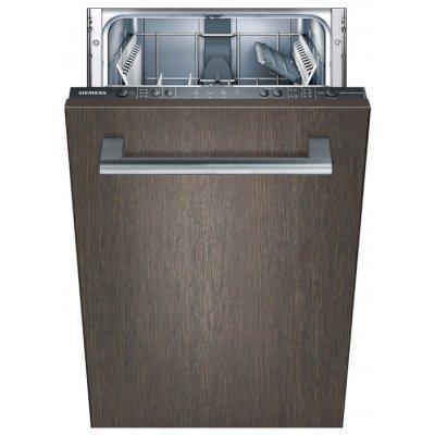 Посудомоечная машина Siemens SR 64E005 (SR 64E005RU)Посудомоечные машины Siemens<br>напольная посудомоечная машина 45 см<br>встраиваемая полностью<br>конденсационная сушка<br>расход воды 11 л<br>расход электричества 0.8 кВт·ч<br>защита от детей<br>уровень шума при работе 52 дБ<br>полная защита от протечек<br>