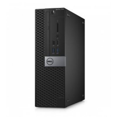 Настольный ПК Dell Optiplex 3046 (3046-8388) (3046-8388)Настольные ПК Dell<br>ПК Dell Optiplex 3046 SFF i5 6500 (3.2)/4Gb/500Gb 7.2k/HDG530/DVDRW/Windows 10 Professional 64/Eth/180W/клавиатура/мышь/черный/серебристый<br>