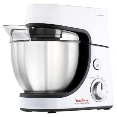 Кухонный комбайн Moulinex QA50ADB1 серебристый (8000035682)