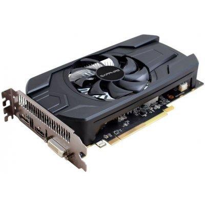 Видеокарта ПК Sapphire 11257-10-20G RX 460 2G OC AMD Radeon RX 460 2048Mb 128bit GDDR5 1090/7000 DVIx1/HDMIx1/DPx1/HDCP Ret (11257-10-20G)