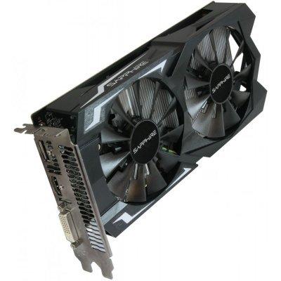Видеокарта ПК Sapphire 11257-00-20G RX 460 2G OC AMD Radeon RX 460 2048Mb 128bit GDDR5 1090/7000 DVIx1/HDMIx1/DPx1/HDCP Ret (11257-00-20G)
