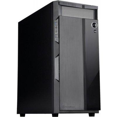 все цены на  Корпус системного блока Silverstone Precision без БП (SST-PS14B)  онлайн