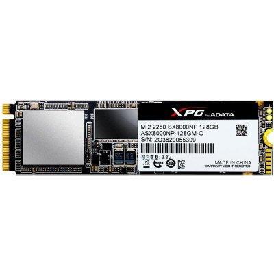 Накопитель SSD A-Data ASX8000NP-128GM-C 128GB (ASX8000NP-128GM-C)