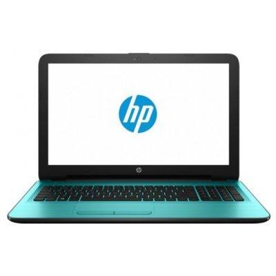 Ноутбук HP 15-ba025ur (P3T31EA) (P3T31EA)Ноутбуки HP<br>Ноутбук HP15 15-ba025ur 15.6 1920x1080, AMD A8-7410 2.2GHz, 6Gb, 500Gb, DVD-RW, AMD M430 2Gb, WiFi, BT, Cam, Win10, эксклюзив, бирюзовый<br>