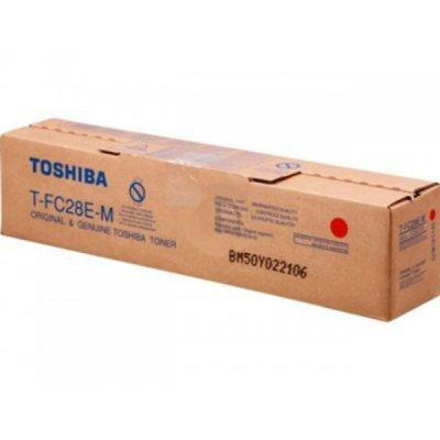 Тонер-картридж для лазерных аппаратов Toshiba ES2330C/2820C/3520C/4520C T-FC28EM красный (6AJ00000048), арт: 261499 -  Тонер-картриджи для лазерных аппаратов Toshiba