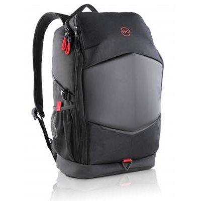 Рюкзак для ноутбука Dell 15 460-BCDH (460-BCDH)Рюкзаки для ноутбуков Dell<br>Рюкзак для ноутбука 15 Dell черный/красный нейлон (460-BCDH)<br>