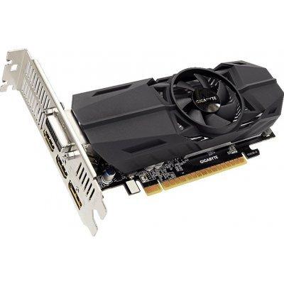 Видеокарта ПК Gigabyte PCI-E GV-N1050OC-2GL nVidia GeForce GTX 1050 2048Mb 128bit GDDR5 1366/7008 DVIx1/HDMIx2/DPx1/HDCP Ret low profile (GV-N1050OC-2GL), арт: 261520 -  Видеокарты ПК Gigabyte