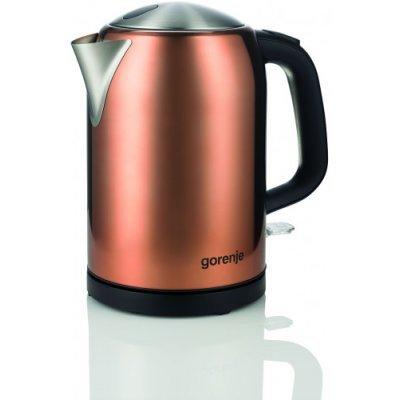 Электрический чайник Gorenje K17INF красный (K17INF) электрический чайник gorenje k17cli бежевый k17cli
