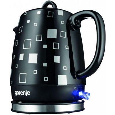 Электрический чайник Gorenje K10BKC черный (K10BKC)