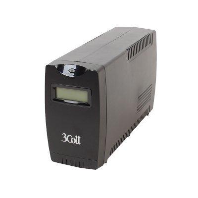 все цены на  Источник бесперебойного питания 3Cott Smart 650 (3Cott Smart 650)  онлайн
