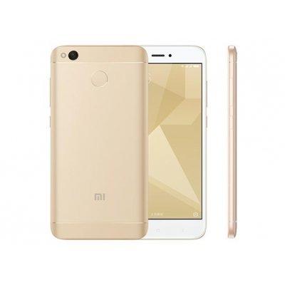 Смартфон Xiaomi Redmi 4X 16Gb золотистый (Redmi_4X_16GB_Gold), арт: 261621 -  Смартфоны Xiaomi