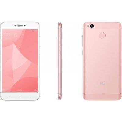 Смартфон Xiaomi Redmi 4X 16Gb розовый (REDMI4XPK16GB), арт: 261622 -  Смартфоны Xiaomi