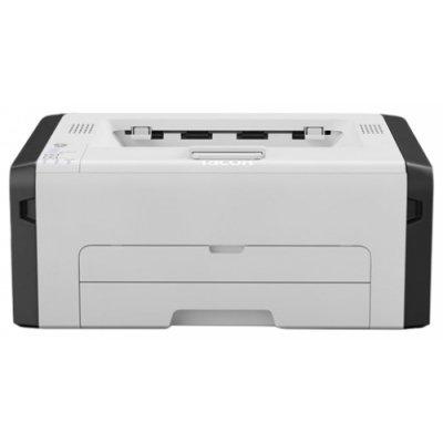все цены на Монохромный лазерный принтер Ricoh SP 220Nw (408028)