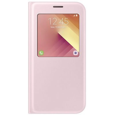 Чехол для смартфона Samsung Galaxy A7 (2017) SM-A720F розовый (EF-CA720PPEGRU) (EF-CA720PPEGRU)